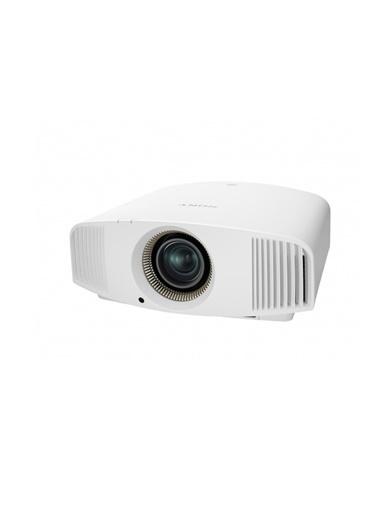 Sony VPL-VW550ES Beyaz Ev Sineması Projektörü Renkli